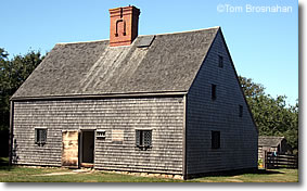 New England S Colonial Architecture