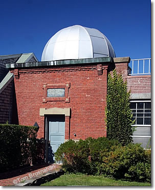 Maria Mitchell Observatory, Nantucket , Massachusetts