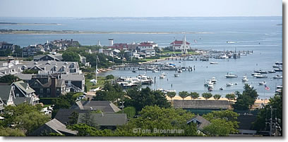 Nantucket panorama