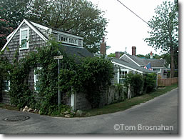 Siasconset Houses, Nantucket MA