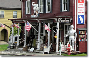 Antique shop, Essex, Massachusetts