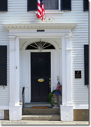 Fox Pond Bed And Breakfast Marblehead Ma