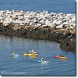Kayakers, Rockport MA