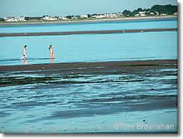 Stage Fort Beach, Gloucester, Massachusetts