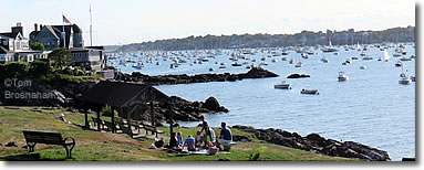 Marblehead Harbor, North Shore, Massachusetts