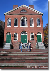 Old Town Hall, Salem MA