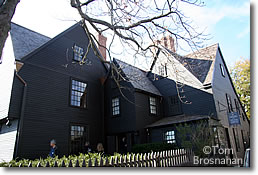 House of the Seven Gables, Salem MA