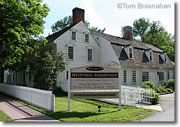Hall Tavern, Historic Deerfield MA