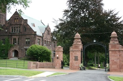Mount Holyoke College, South Hadley MA
