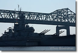 Battleship Cove, Fall River MA