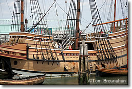 Mayflower II, Plymouth MA