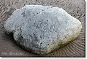 Plymouth Rock, Plymouth MA