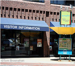 Visitor Information Office, Springfield MA