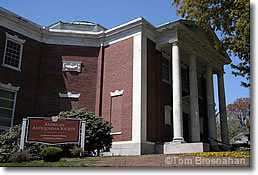 American Antiquarian Society, Worcester MA