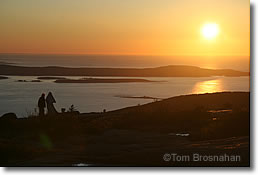 Dawn at Cadillac Mountain, Mount Desert Island ME