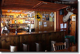 Bar, The Birches, Moosehead Lake ME