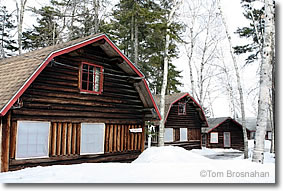 Cabins, The Birches, Moosehead Lake ME