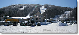 Mt Abram Ski Area, Greenwood ME