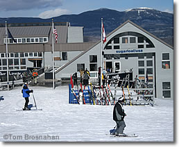 Sugarloaf Ski Lodge, Maine
