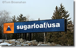 Sugarloaf/USA Ski Resort, Maine