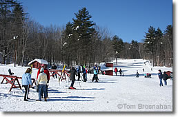 Titcomb Ski Area, W Farmington ME