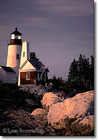 Penobscot Lighthouse, Maine