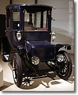 Woods Electric Brougham 1912