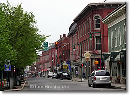 Main St, Rockland ME