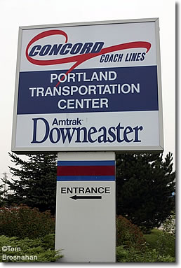 Portland Transportation Center, Portland ME