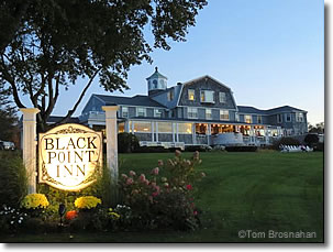 Black Point Inn, Prout's Neck, Maine