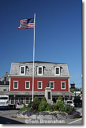 Dock Square, Kennebunkport ME