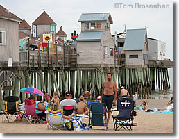 The Pier, Old Orchard Beach ME