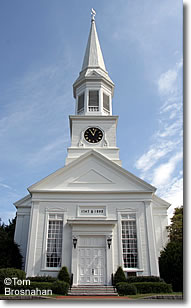 First Parish Church, York ME