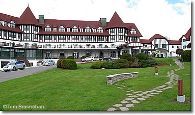 The Algonquin Resort, St Andrews by-the-Sea, New Brunswick, Canada