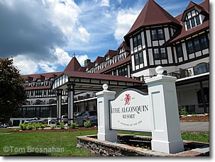 The Algonquin Resort, St Andrews, New Brunswick,Canada
