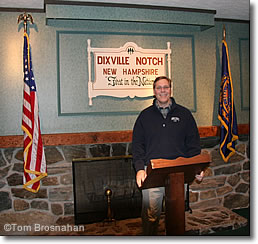 Ballot Room, Dixville Notch NH