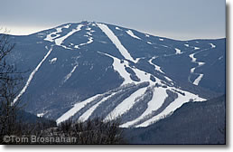 Cannon Mountain Ski Area, New Hampshire