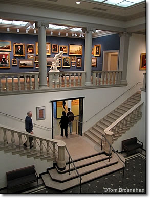 Currier Museum Of Art, Manchester NH