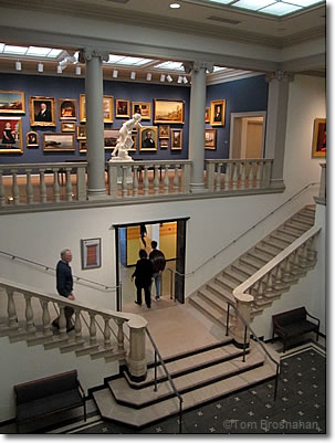 Currier Museum of Art, Manchester, New Hampshire
