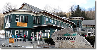 Dartmouth Skiway, Lyme Center NH