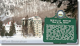 Dixville Notch NH