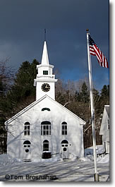 First Baptist Church of Lyme, Lyme Center, New Hampshire