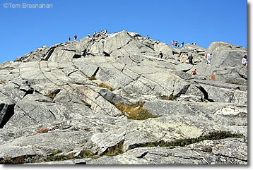 Mt Monadnock Summit, NH