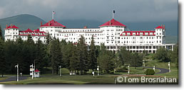 Mount Washington Hotel, Bretton Woods NH