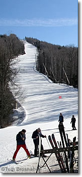 Mount Sunapee Ski Area, New Hampshire