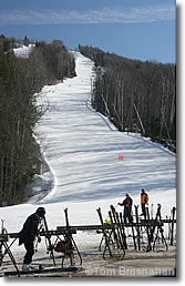 Mount Sunapee Ski Area NH