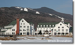 Town Square, Waterville Valley NH