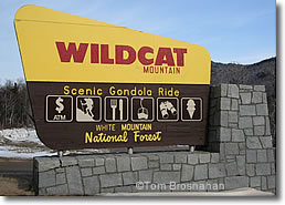 Wildcat Mountain, North Conway NH