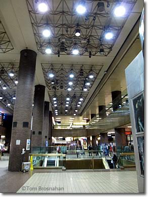 Port Authority Bus Terminal New York City