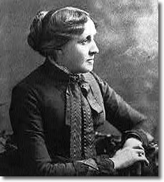 Louisa May Alcott of Concord MA